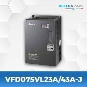 VFD075VL23A-43A-J-VFD-VJ-Delta-AC-Drive-Right