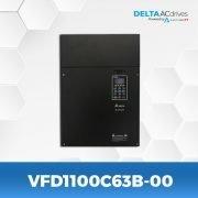 VFD1100C63B-00-VFD-C2000-Delta-AC-Drive-Front