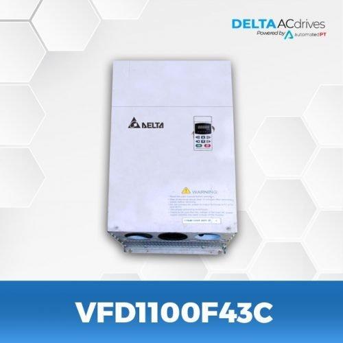 VFD1100F43C-VFD-F-Delta-AC-Drive-Front