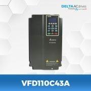 VFD110C43A-VFD-C2000-Delta-AC-Drive-Front
