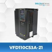 VFD110C53A-21-VFD-C2000-Delta-AC-Drive-Side