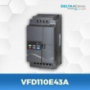 VFD110E43A-VFD-E-Delta-AC-Drive-Side