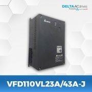 VFD110VL23A-43A-J-VFD-VJ-Delta-AC-Drive-Left