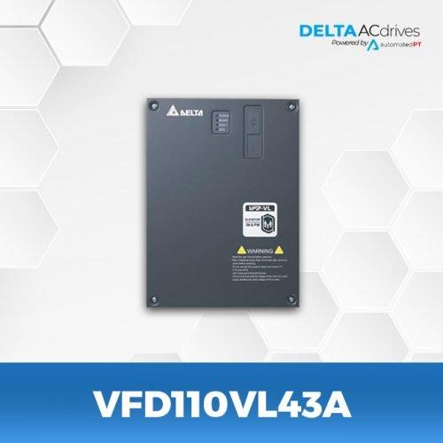 VFD110VL43A-VFD-VL-Delta-AC-Drive-Front
