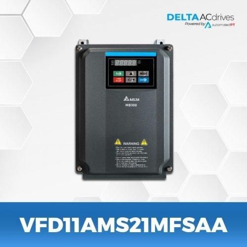 VFD11AMS21MFSAA-VFD-MS-300-Delta-AC-Drive-Front