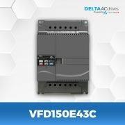 VFD150E43C-VFD-E-Delta-AC-Drive-Front