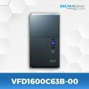 VFD1600C63B-00-VFD-C2000-Delta-AC-Drive-Front