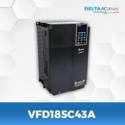 VFD185C43A-VFD-C2000-Delta-AC-Drive-Left