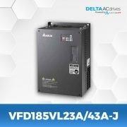 VFD185VL23A-43A-J-VFD-VJ-Delta-AC-Drive-Right