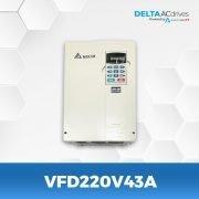 VFD220V43A-VFD-VE-Delta-AC-Drive-Front