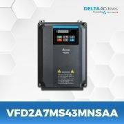 VFD2A7MS43MNSAA-VFD-MS-300-Delta-AC-Drive-Front
