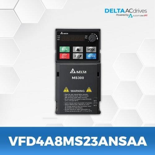 VFD4A8MS23ANSAA-VFD-MS-300-Delta-AC-Drive-Front