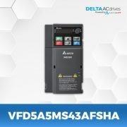 VFD5A5MS43AFSHA-VFD-MS-300-Delta-AC-Drive-Front