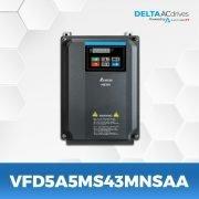 VFD5A5MS43MNSAA-VFD-MS-300-Delta-AC-Drive-Front