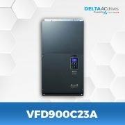 VFD900C23A-VFD-C2000-Delta-AC-Drive-Front