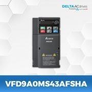 VFD9A0MS43AFSHA-VFD-MS-300-Delta-AC-Drive-Front