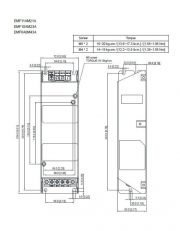 emf10am23a-EMC-Filter-Delta-AC-Drive-Diagram