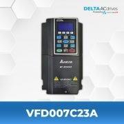 vfd007c23a-VFD-C2000-Delta-AC-Drive-Front