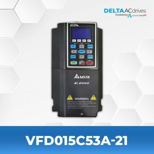 vfd015c53a-21-VFD-C2000-Delta-AC-Drive-Front
