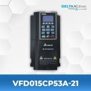 vfd015cp53a-21-VFD-CP2000-Delta-AC-Drive-Front