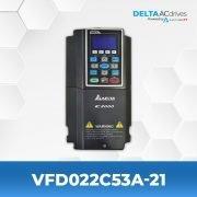 vfd022C53A-21-VFD-C2000-Delta-AC-Drive-Front