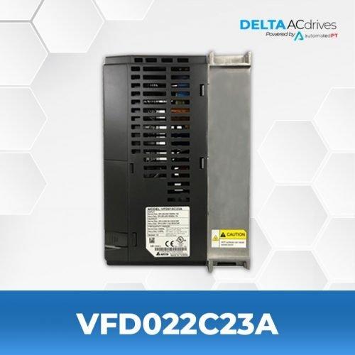 vfd022c23a-VFD-C2000-Delta-AC-Drive-Side
