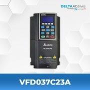 vfd037c23a-VFD-C2000-Delta-AC-Drive-Front