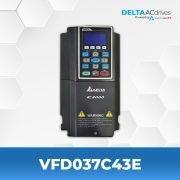 vfd037c43e-VFD-C2000-Delta-AC-Drive-Front