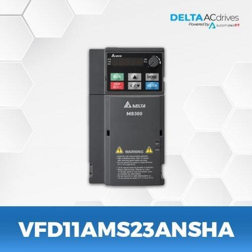 vfd11Ams23ansha-VFD-MS-300-Delta-AC-Drive-Front