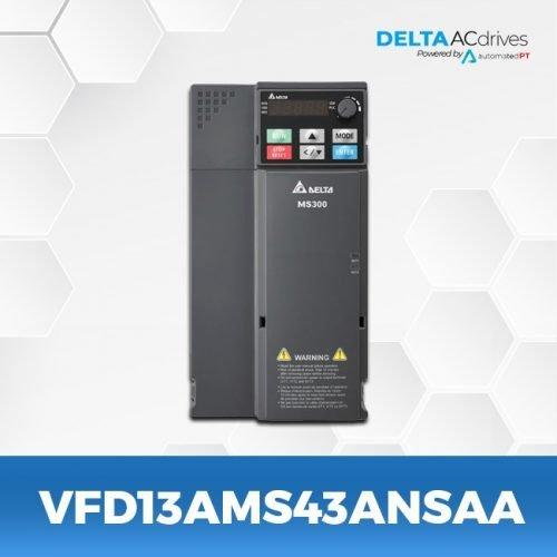 vfd13ams43ansaa-VFD-MS-300-Delta-AC-Drive-Front