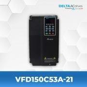 vfd150c53a-21-VFD-C2000-Delta-AC-Drive-Front