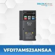 vfd17ams23ansaa-VFD-MS-300-Delta-AC-Drive-Front