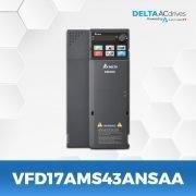vfd17ams43ansaa-VFD-MS-300-Delta-AC-Drive-Front