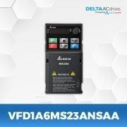 vfd1a6ms23ansaa-VFD-MS-300-Delta-AC-Drive-Front