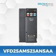 vfd25ams23ansaa--VFD-MS-300-Delta-AC-Drive-Front
