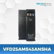 vfd25ams43ansha--VFD-MS-300-Delta-AC-Drive-Front