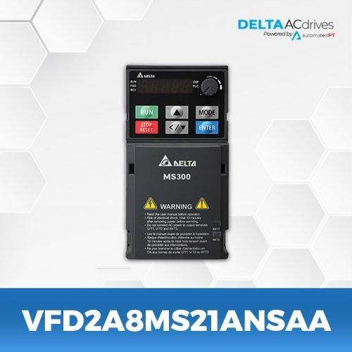vfd2a8ms21ansaa-VFD-MS-300-Delta-AC-Drive-Front