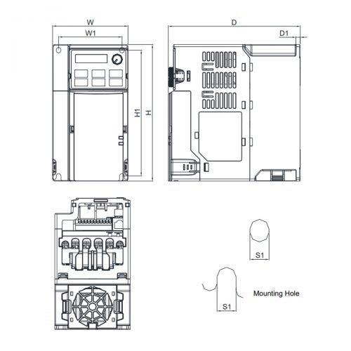vfd6A6ms53ansaa-VFD-MS-300-Delta-AC-Drive-Diagram