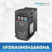 vfd9A0ms43ansha-VFD-MS-300-Delta-AC-Drive-Side